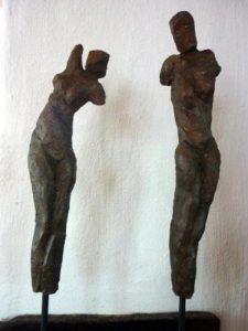 Terrakotta, 25cm