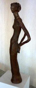 Terrakotta, 19cm