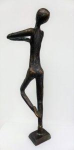 """""""Claire"""",18cm, Bronze, Unikat"""