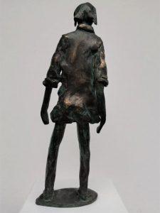 """Sophie"",Bronze, 18cm, Unikat"