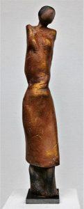 Terrakotta, 22cm