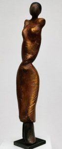 Terrakotta, 23cm